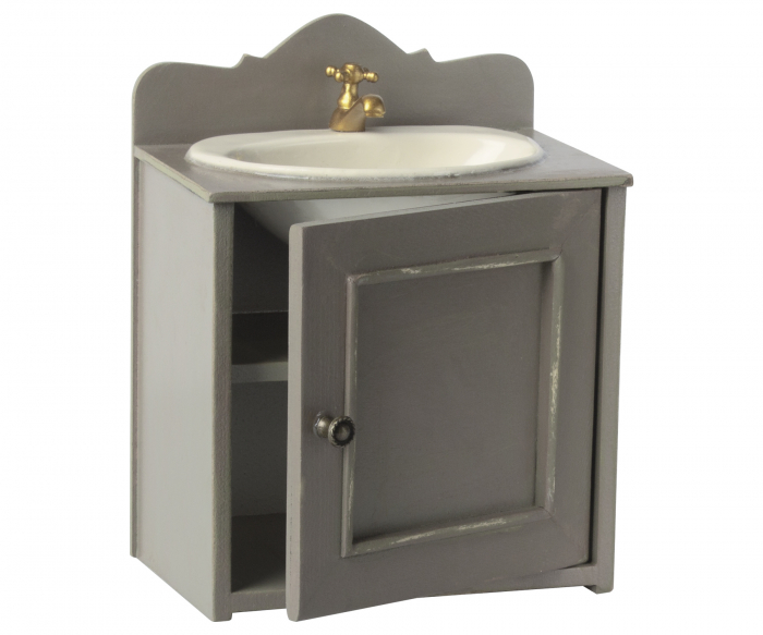 Miniature bathroom sink 1