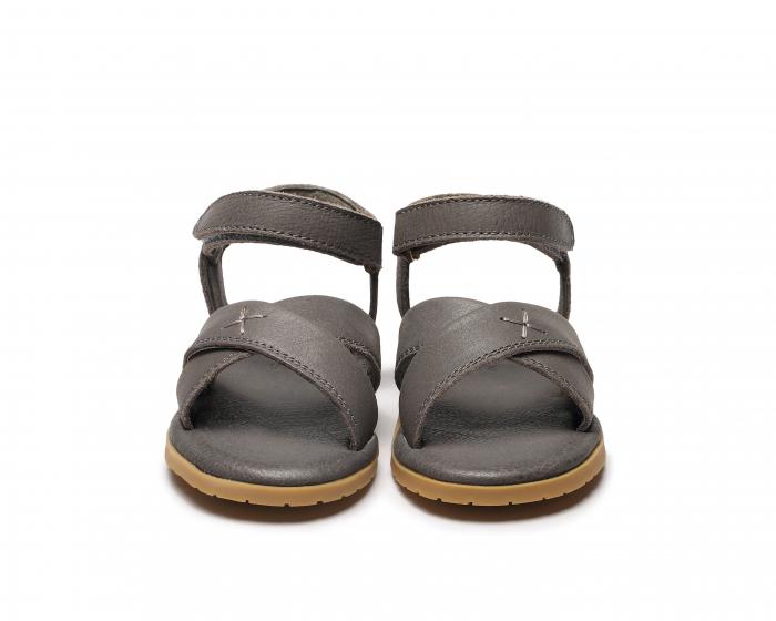 Otis grey leather 1
