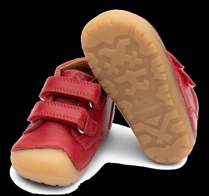 Petit Velcro Red 1