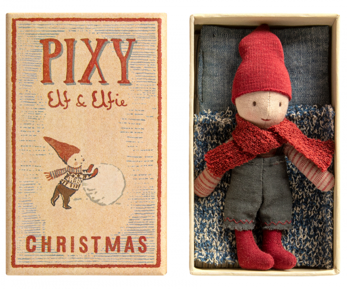 Pixy Elf in box 0