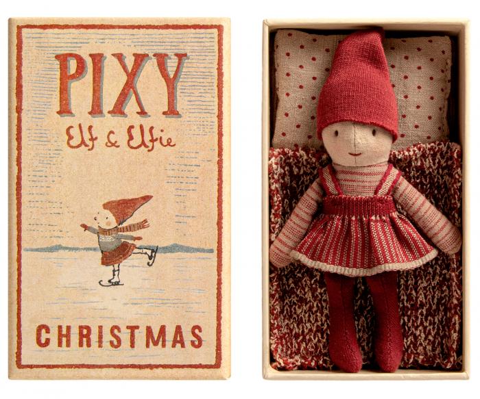 Pixy Elfie in box 0
