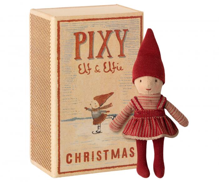 Pixy Elfie in box 1