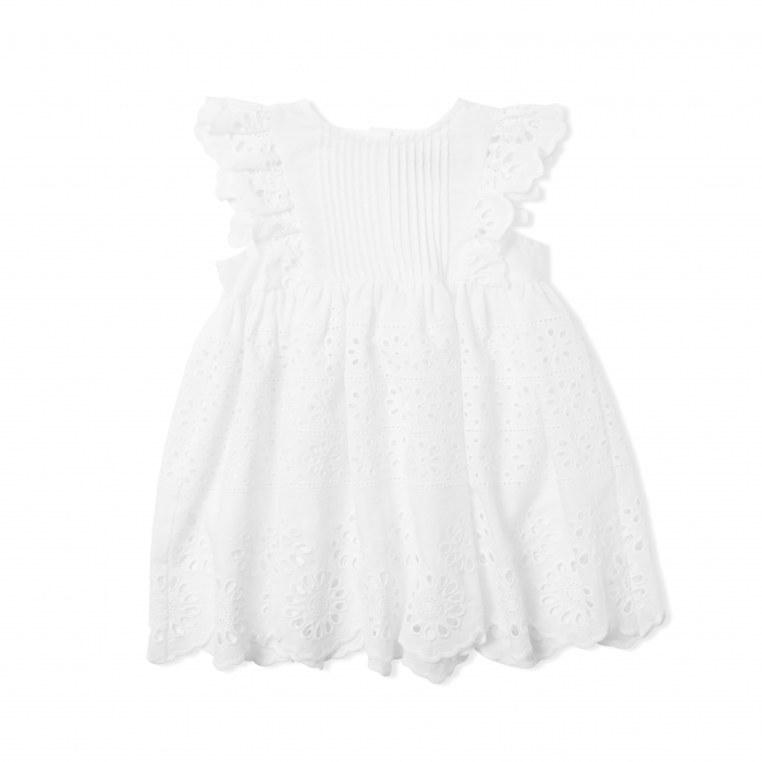 Posey dress Clear White [0]