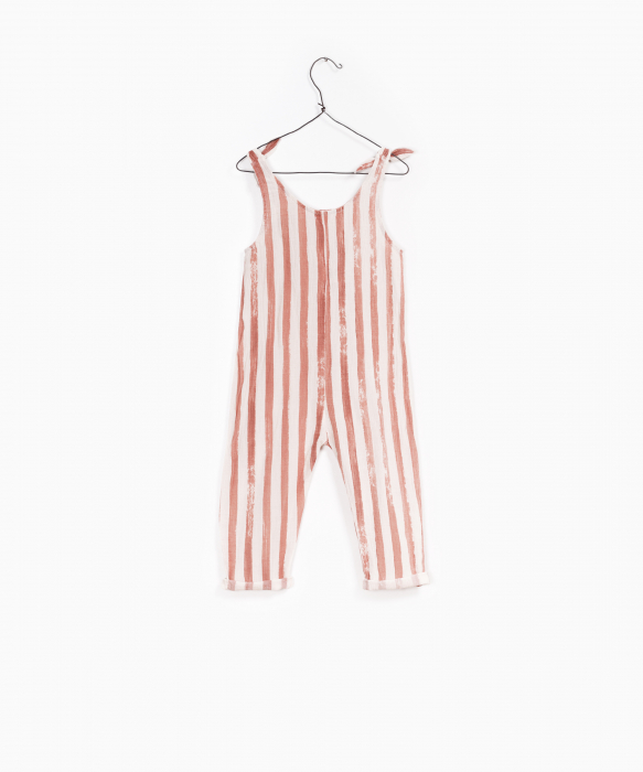 Printed woven jumpsuit [1]