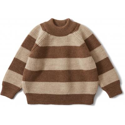 Pulover Vitum knit stripe [0]