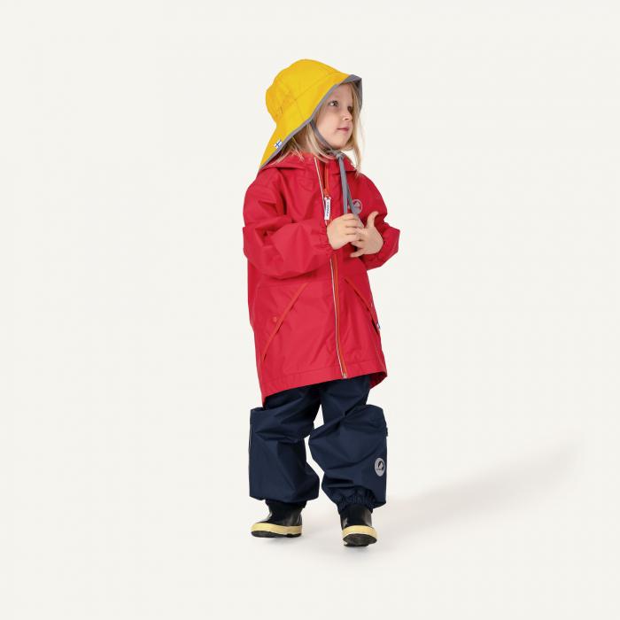 PUUSKIAINEN zip-in jacket red 0