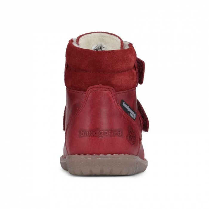 Rabbit Velcro Dark Red [4]