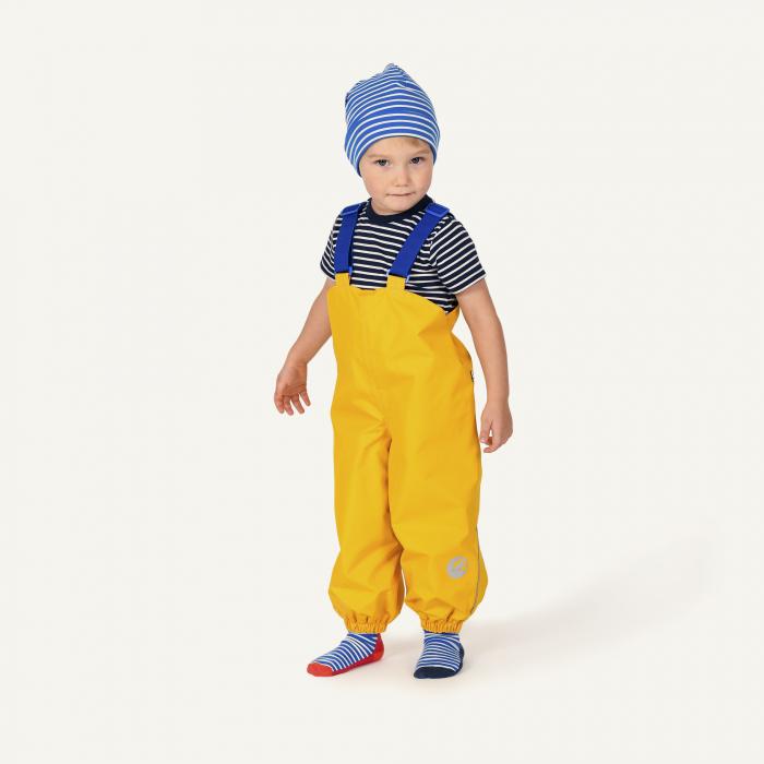 Rain pants yellow 0