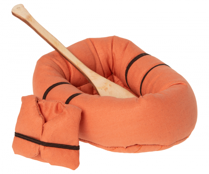 Rubber boat for mouse 1