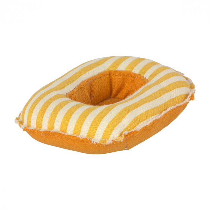 Rubber boat, Small mouse - yellow stripe [0]