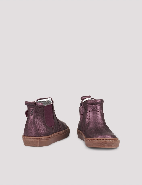 Scallop Chelsea Plum shine 2