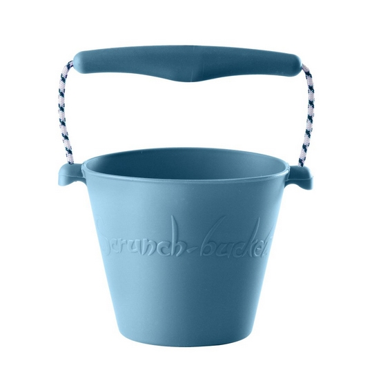 Scrunch bucket Duck Egg Blue 0