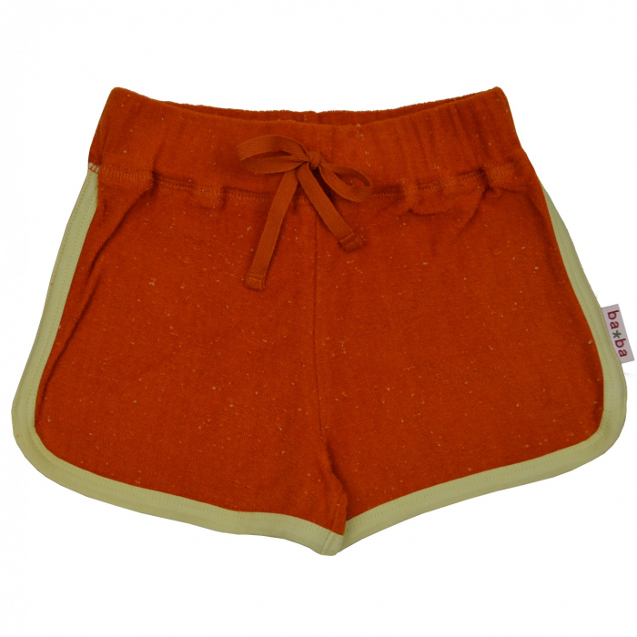 Pantaloni scurti - Short hawaian sunset terry [0]