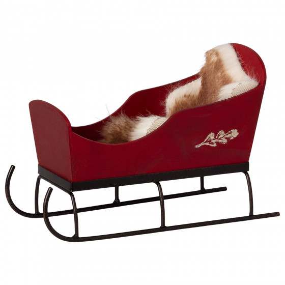 Sleigh red 0