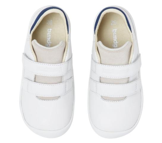 Sneacker Benjamin Velcro White 2