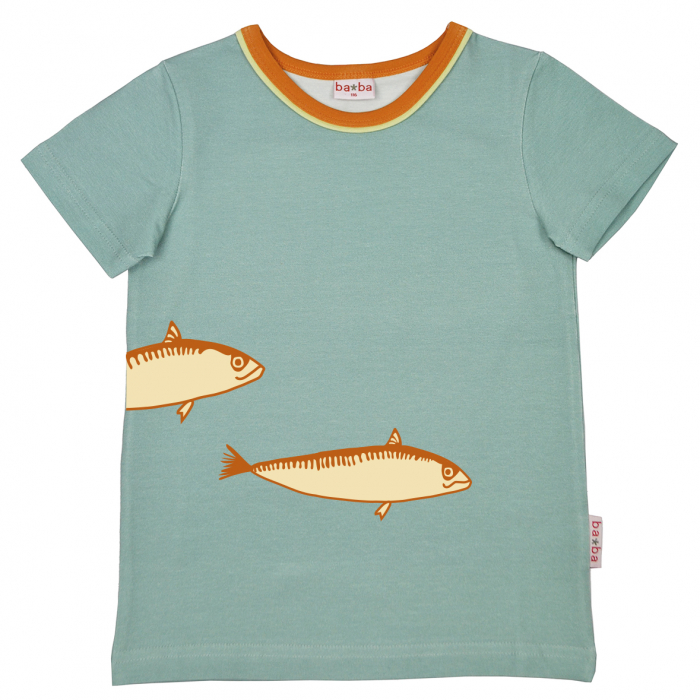 Tricou / Fish/ Ether 0