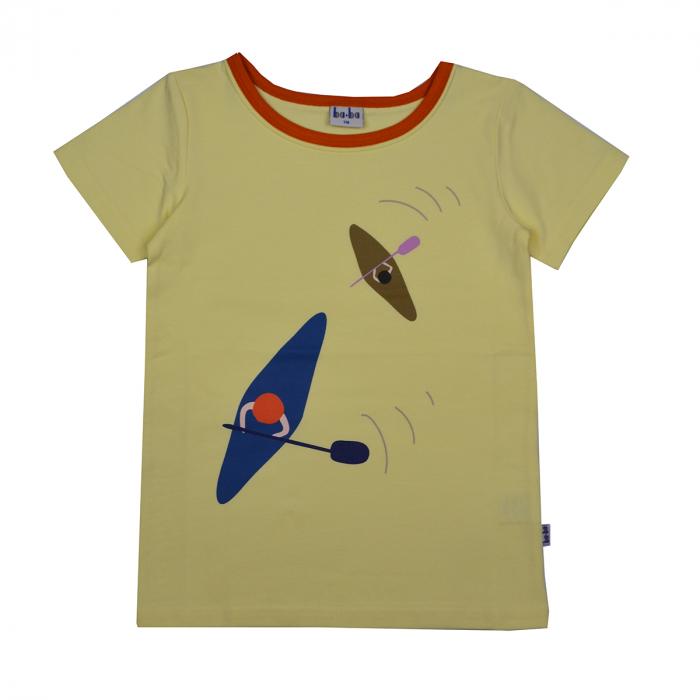 T-shirt boys/ Kayak/ Anise flower [0]