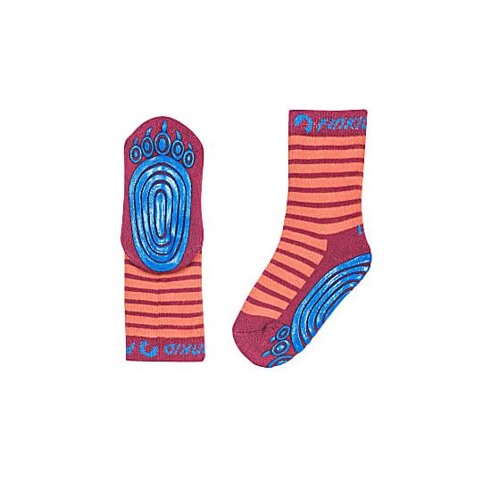 Tapsut socks chili/ beet red [0]