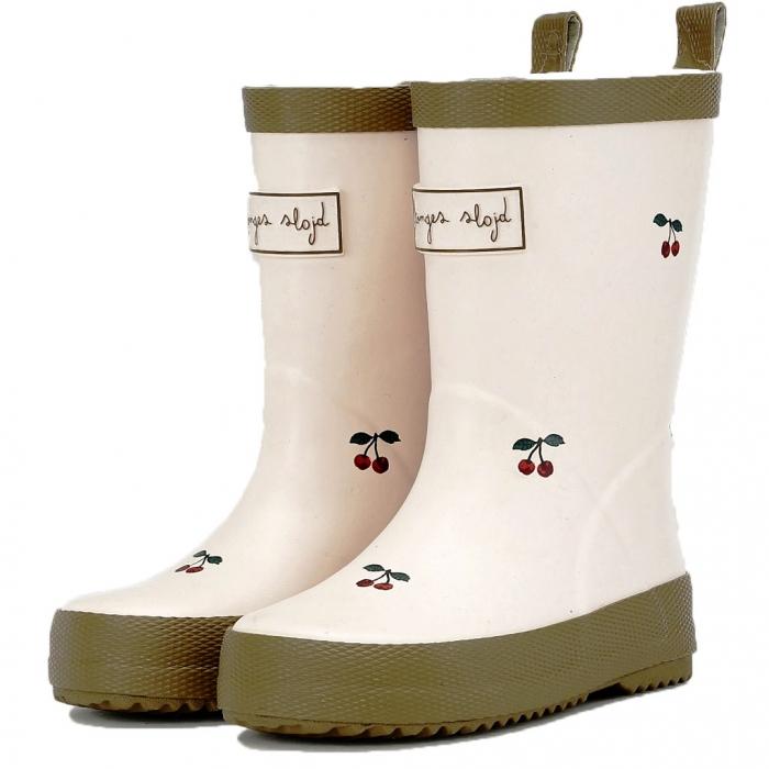 Valken rubber boots  CHERRY 0
