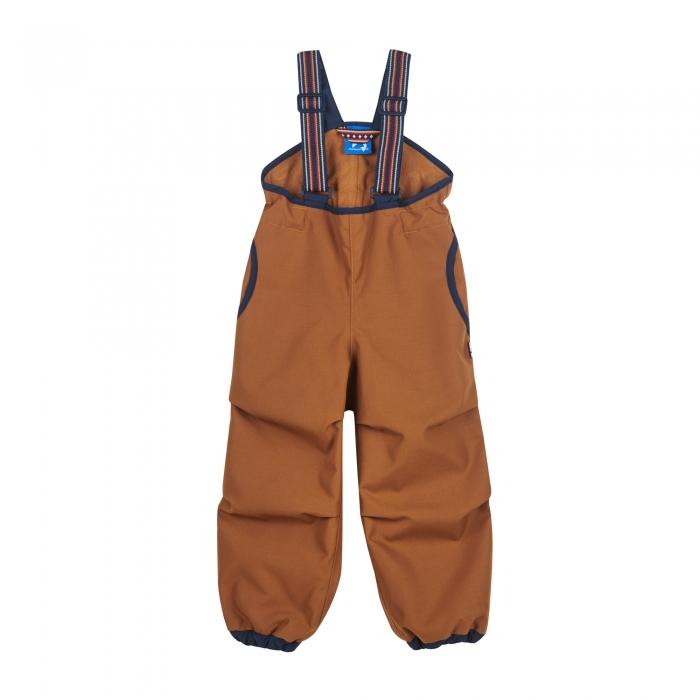 Vankka Husky rain pants cinnamon 0