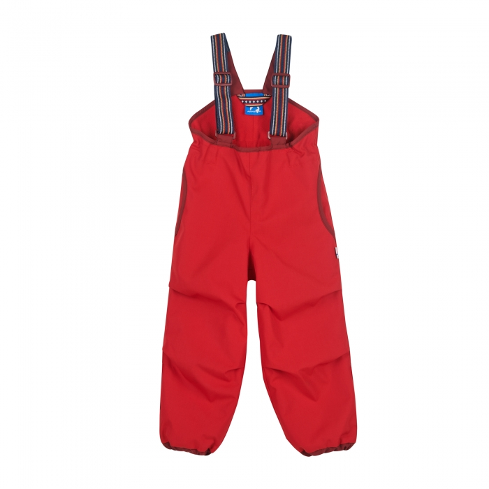 Vankka Husky rain pants red 0