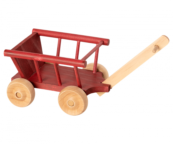 Wagon, Micro - Dusty red [0]