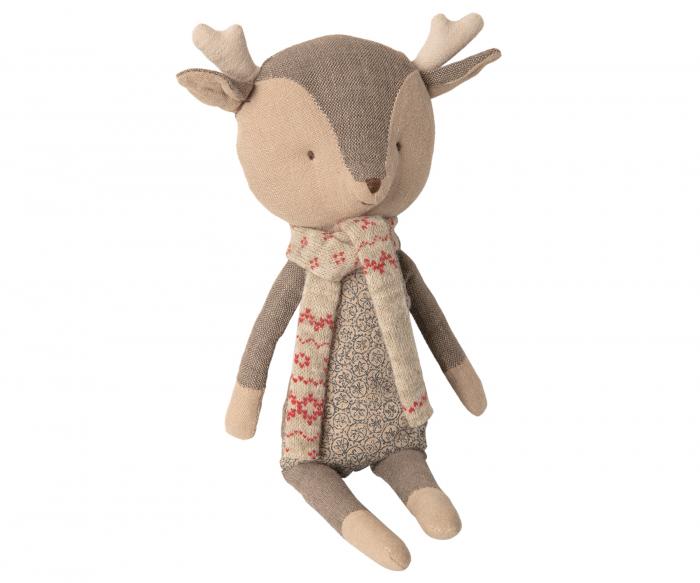 Winter friends, Reindeer - Boy 1