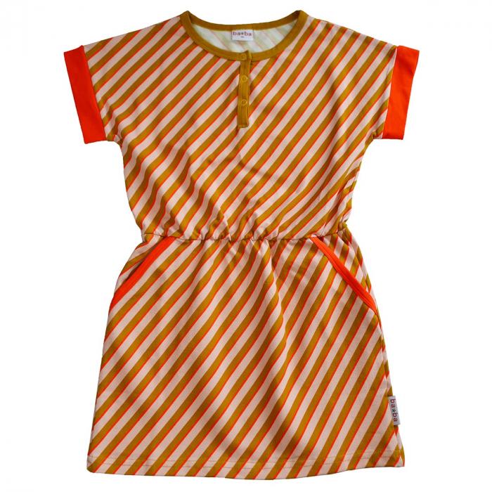 Rochie - Ymke dress Diagonal print 0