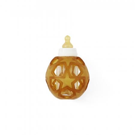 2in1 Baby glass bottle Star Ball White0