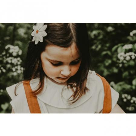 Agrafa - Zaza hairclip daisy2