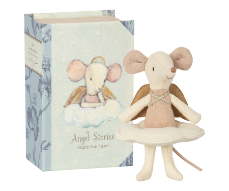 Angel mouse, big sister in book0