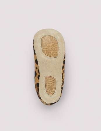 Ballerina Shoe w Elastic Blur Leo2