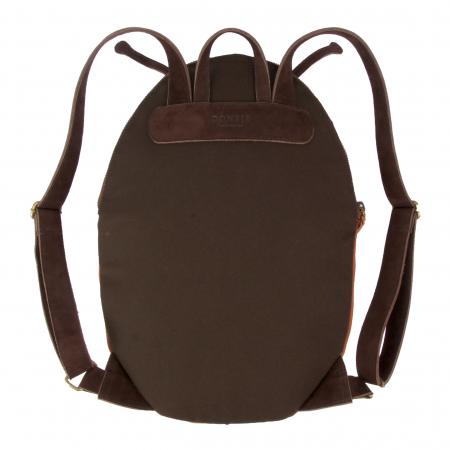Benjie Schoolbag Lady bird2