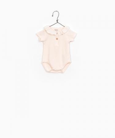 Body roz cu guler [0]