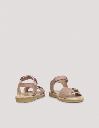 Buckle sandal Old rose1