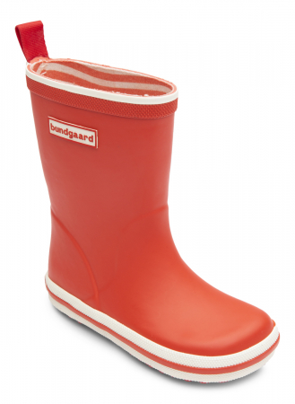 Classic Rubber Boot Blood Orange0