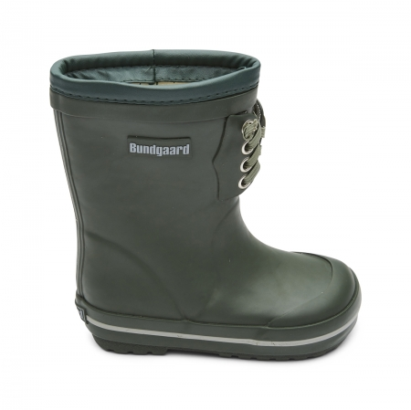 Classic Rubber Boots Warm Army0