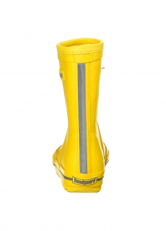 Classic Rubber Boots Warm Yellow3