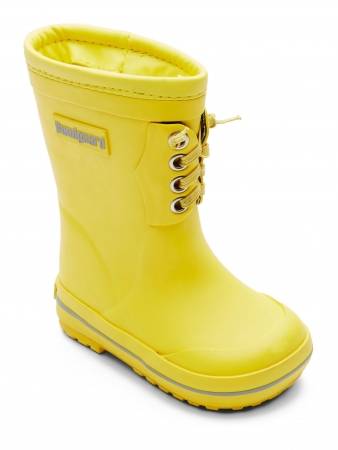 Classic Rubber Boots Warm Yellow1