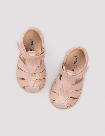 Classic sandal soft pink