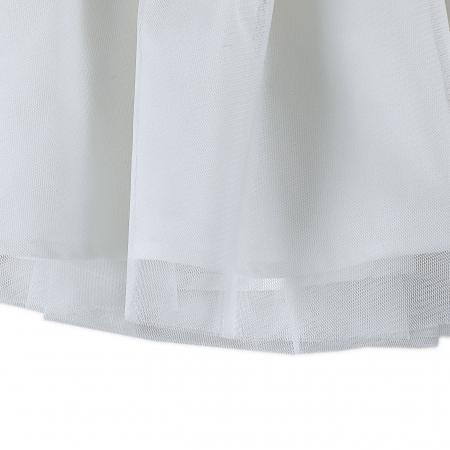 Fieke Dress Swan White5