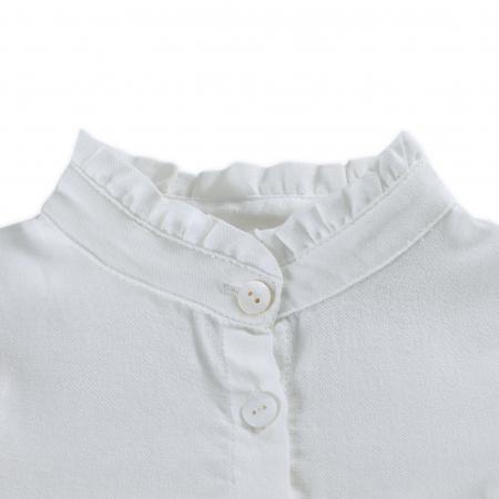 Fieke Dress Swan White2
