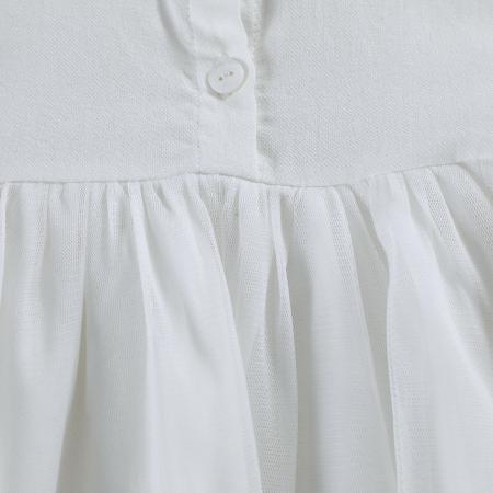 Fieke Dress Swan White4