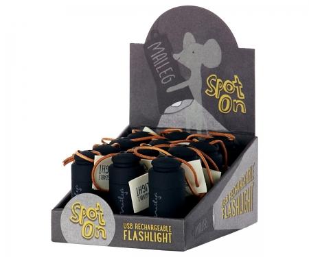 Flashlight black1