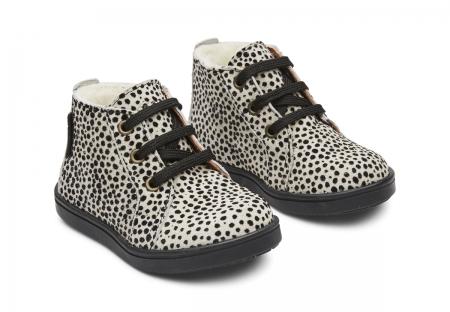 Isac Lace Tex Cheetah Black Spot [0]