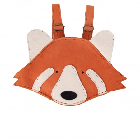 Kapi Backpack Red Panda0