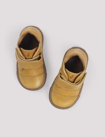Kicks velcro Mustard [1]