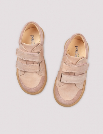 Low sneaker soft pink0