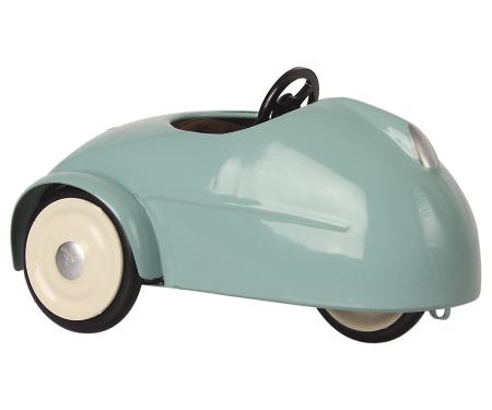 Mouse car w garage - Blue [1]