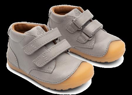Petit Velcro Acier Grey0